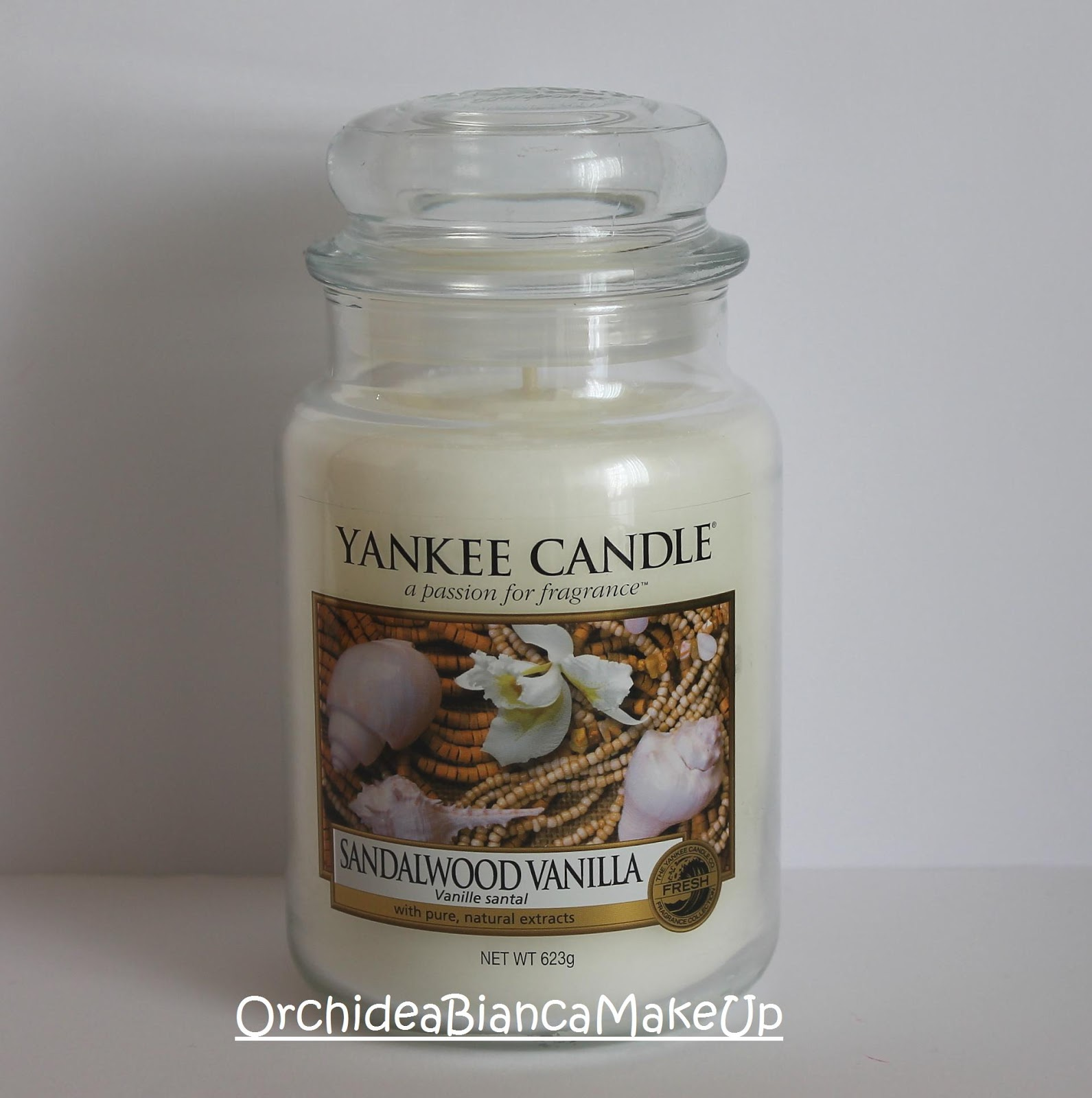 Il Tempo Ritrovato Il Grande Gatsby Un Meraviglioso: Orchidea Bianca Make Up: Yankee Candle