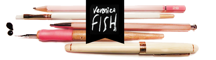 Veronica Fish Illustration
