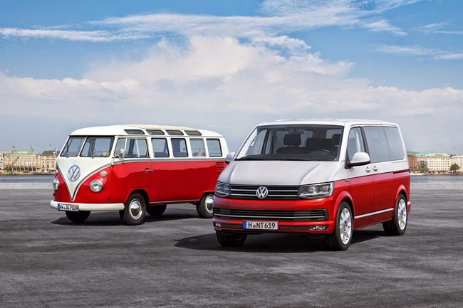 Vw Bus 2015 >> Volkswagen Has Unveiled 2016 Vw Microbus Vw Bus
