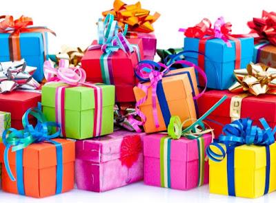 Hadiah - Hadiah untuk ulang tahun yang Bagus