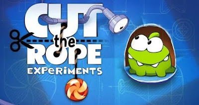 Cut the Rope Experiments Full Apk + Mod for Android