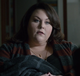 This Is Us's Chrissy Metz in Stella & Dot's Quill Necklace - www.stelladot.com/wcfields