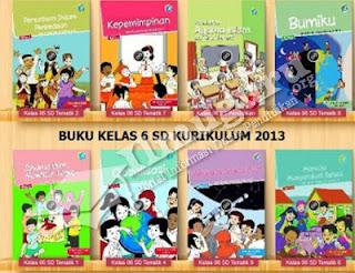 Buku Siswa dan Guru K-13 Kelas 6