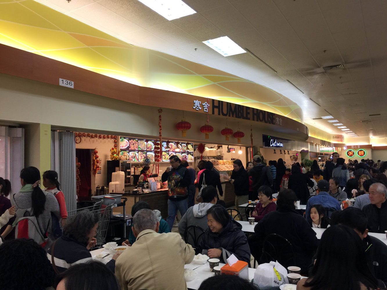 Independent Restaurant Review: Humble House - Great Wall Supermarket ...