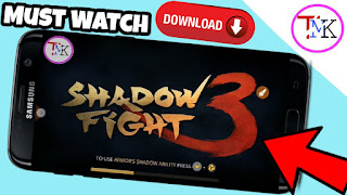 How to Download & Play SHADOW FIGHT 3 On Any Android (NO ROOT) And Update Problem Solved