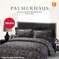 Dusdusan Palmerhaus Persia Sateen Bedding Set 180 X 200 cm ANDHIMIND