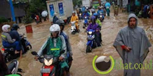 Pulau Jawa Banjir