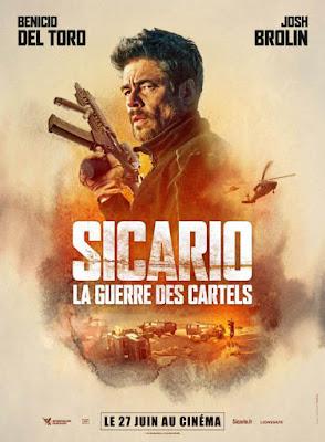 Benicio Del Toro - Sicario: Day of the Soldado (2018)