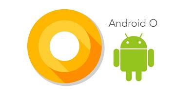 Rilis Logo Android O