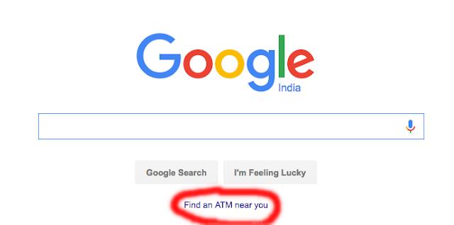 Google, ATM,