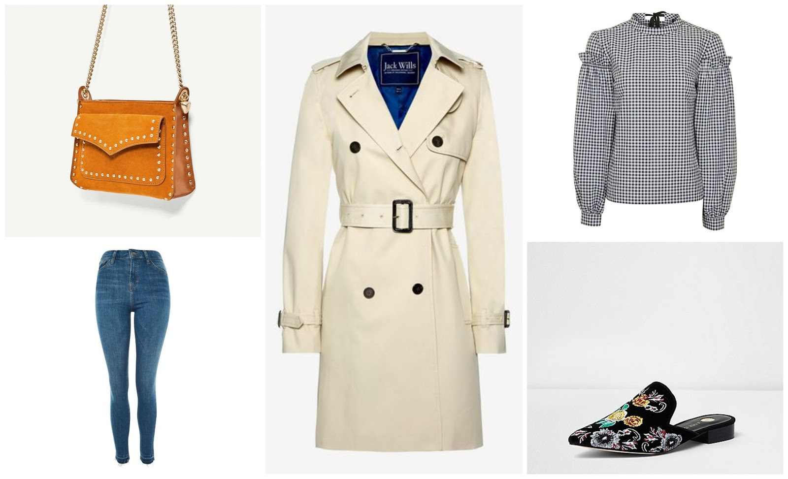 Three Ways to Style a Trench Coat - Weekend Wear