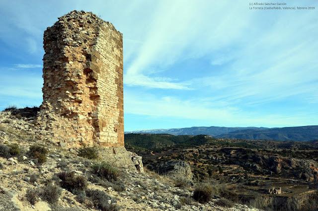 castielfabib-recinto-amurallado-torreta