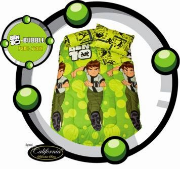 california ben10 bubble