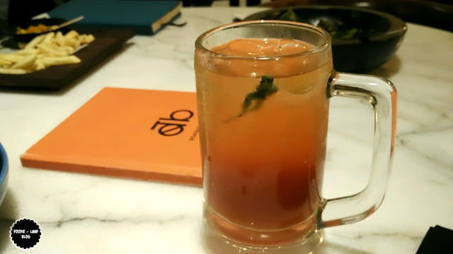 Sailor's Spiced @ The Bombay Brasserie Experience | Indiranagar | Bangalore