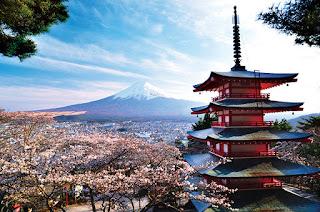PAKET JAPAN AISHITERU 7D/5N (GA)