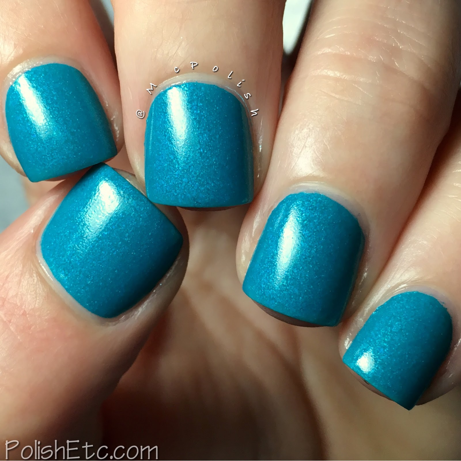Lollipop Posse Lacquer - Kiki Vol II Collection - McPolish - We're Gonna Serve
