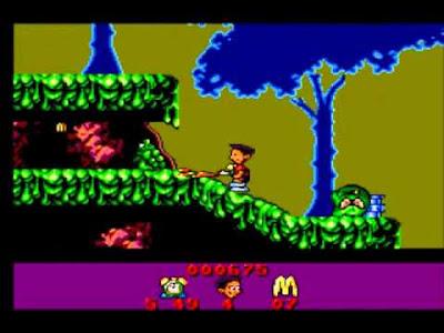 Global Gladiators, ecologismo temprano en Sega Master System