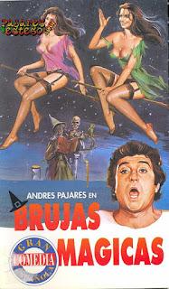 Brujas mágicas (1981)