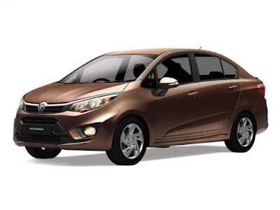 The All New Proton Persona  front angle HD Picture
