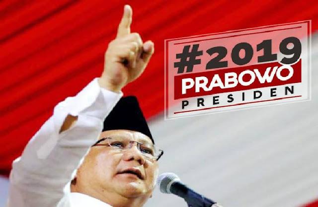 #2019PrabowoPresiden Resmi Terdaftar di Kemenkumham