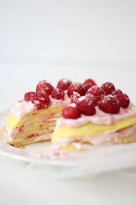 torta di crespelle