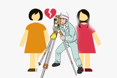 """Inilah 5 alasan mengapa profesi surveyor aman dari """"pelakor """""""