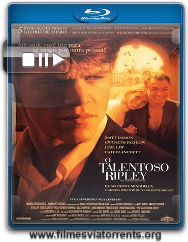 O Talentoso Ripley Torrent - BluRay Rip 720p Dual Áudio