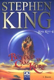 Stephen King - Kara Kule 4 - Büyücü ve Cam Küre