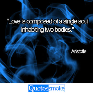 Aristotle Love quote