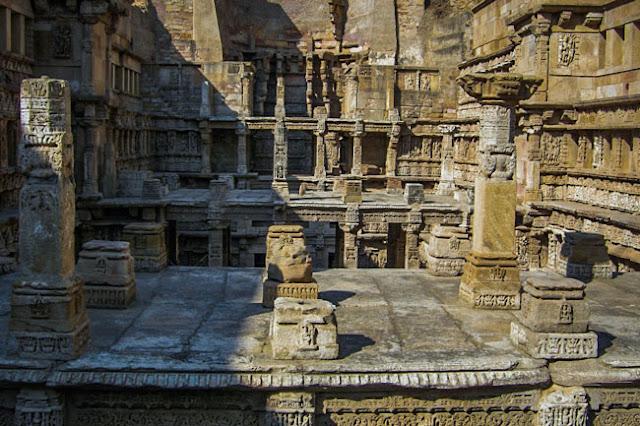 rani ni vav patan gujarat UNESCO heritage site