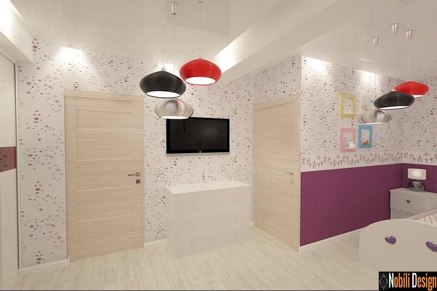 Interior design - of modern - houses - Istanbul | Child - room - interior - design