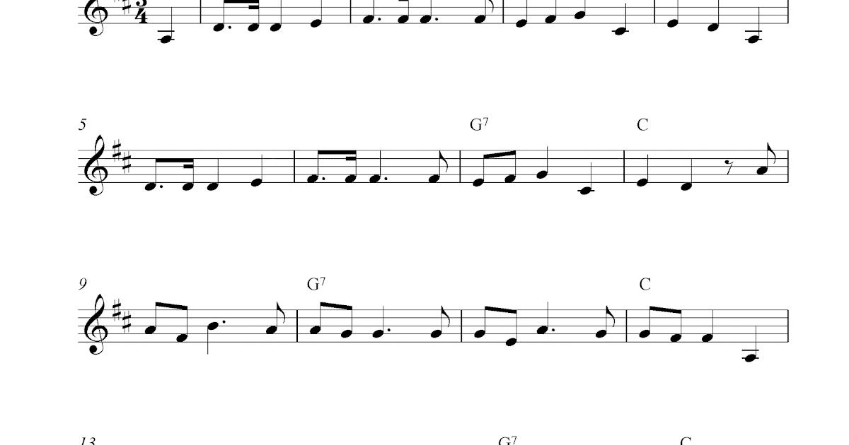 O Christmas Tree (O Tannenbaum), Free Christmas Clarinet