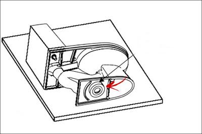 local do anel de vedação vaso sanitario
