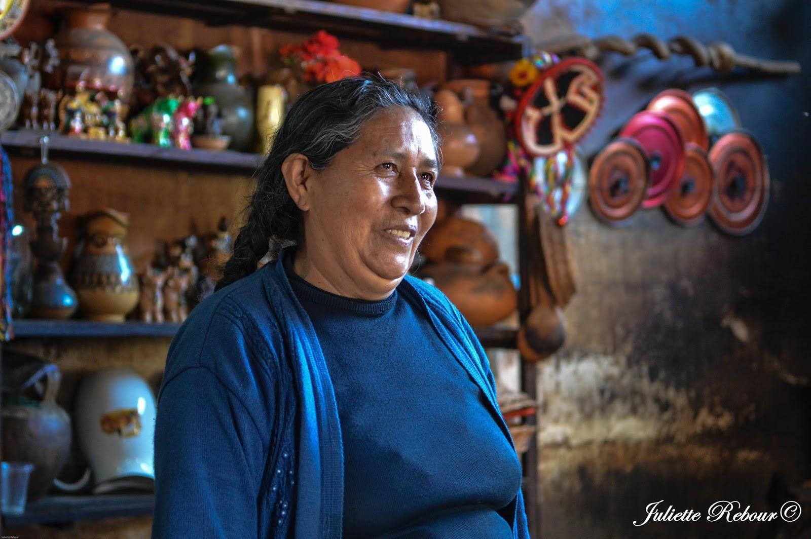 Bière artisanale au Pérou