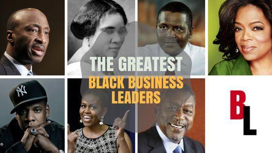 Black Business Leaders