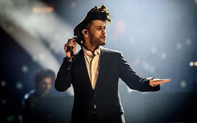 Katakan padaku apa yang sangat kau sukai The Weeknd - I Feel It Coming (Feat. Daft Punk)