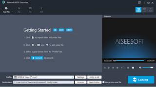 Aiseesoft MTS Converter 9.2.10 Multilingual Full Version