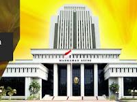 Pendaftaran CPNS (MA) Mahkamah Agung 2017/2018
