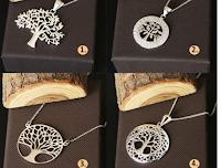 Logo Vinci gratis una collana con l'Albero della Vita di Gioielli Eshop