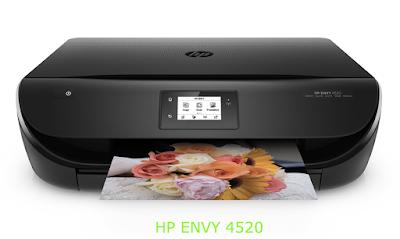 HP Envy 4520 Driver Download and Setup