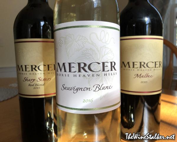Mercer Sauvignon Blanc 2016
