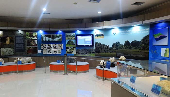 Koleksi Batuan Museum Karst Indonesia