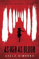 Review: As Red As Blood by Salla Simukka