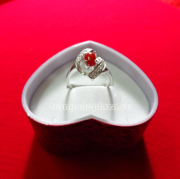 Nhẫn bạc nữ NN115