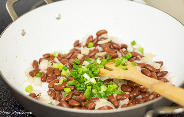 Recipe for authentic Jamaican Rice and Peas