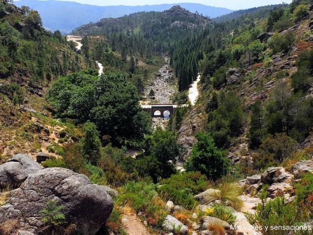 El Parque Nacional Peneda-Geres, un paraíso de aguas cristalinas