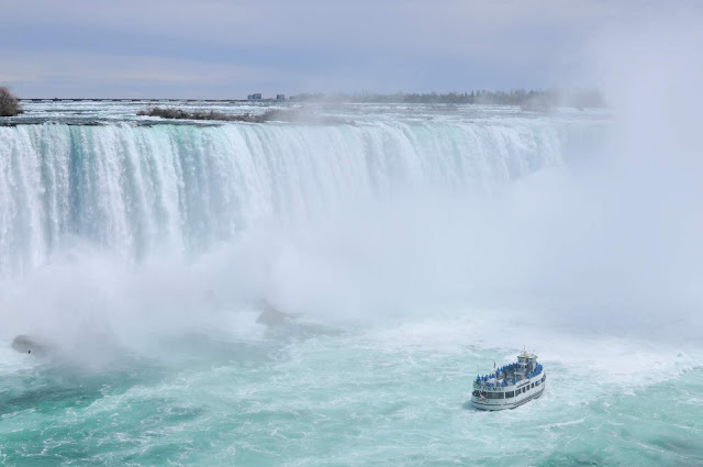 Maid of the Mist, Niagara Falls, New York, United States of America