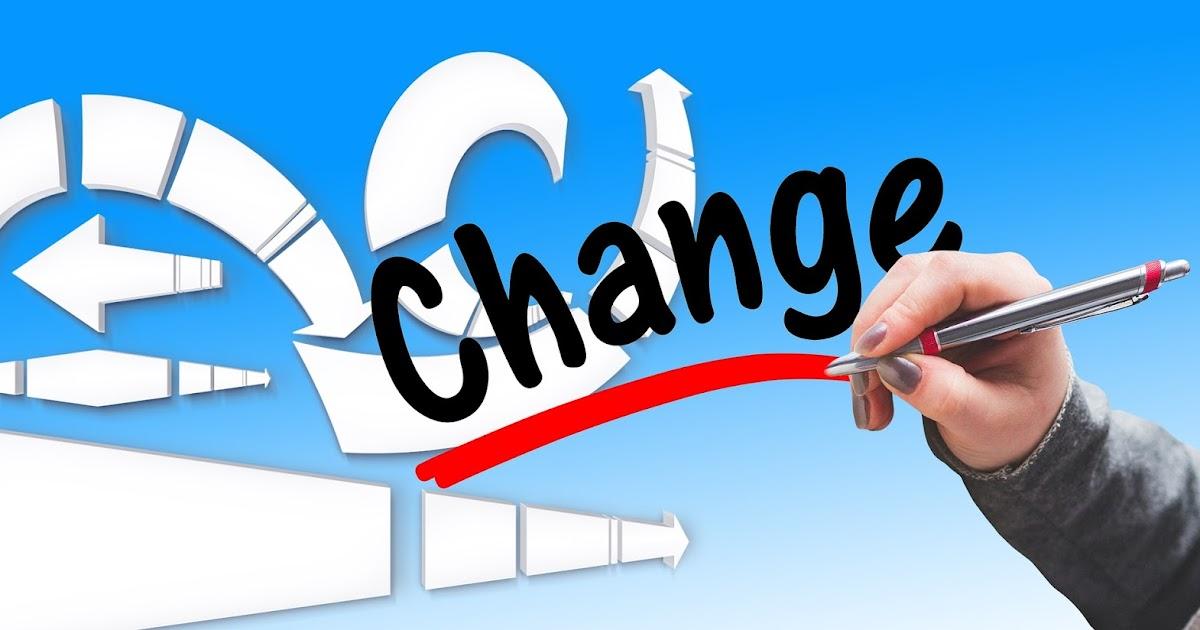 El cambio no es solo para jóvenes. Mayores, atentos!!!