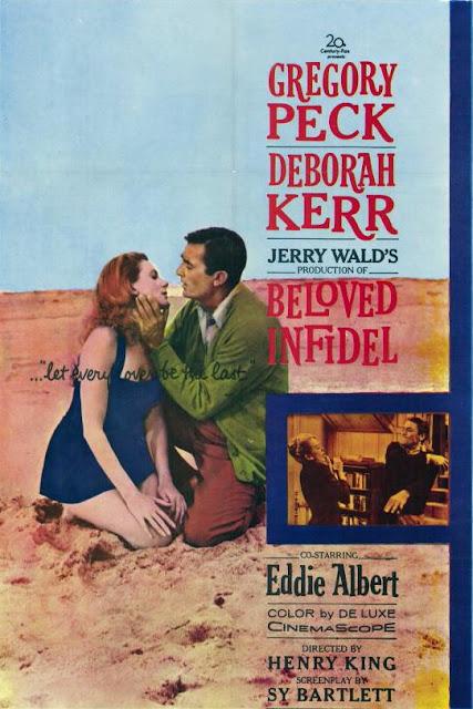 La vida del escritor F. Scott Fitzgerald en el cine