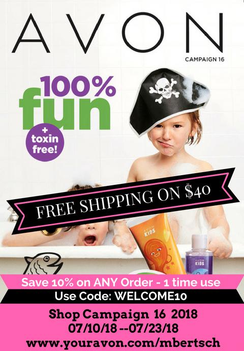 Current Avon Catalog Online